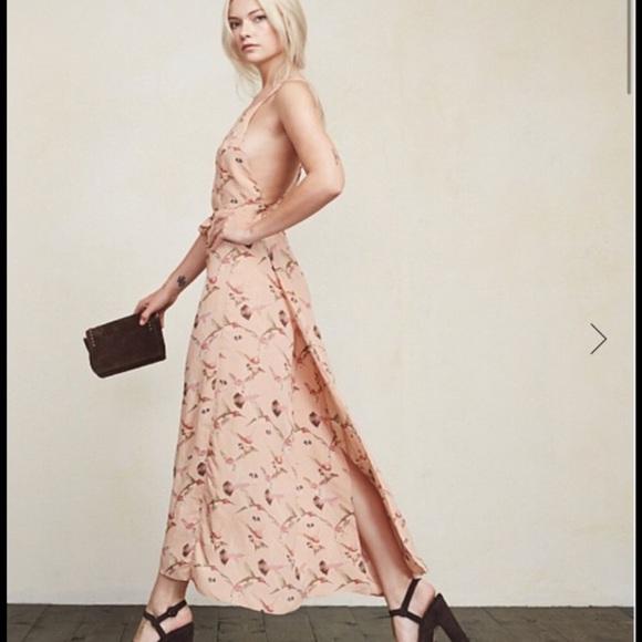 Reformation Dresses | Lla Ladybird Dress | Poshmark